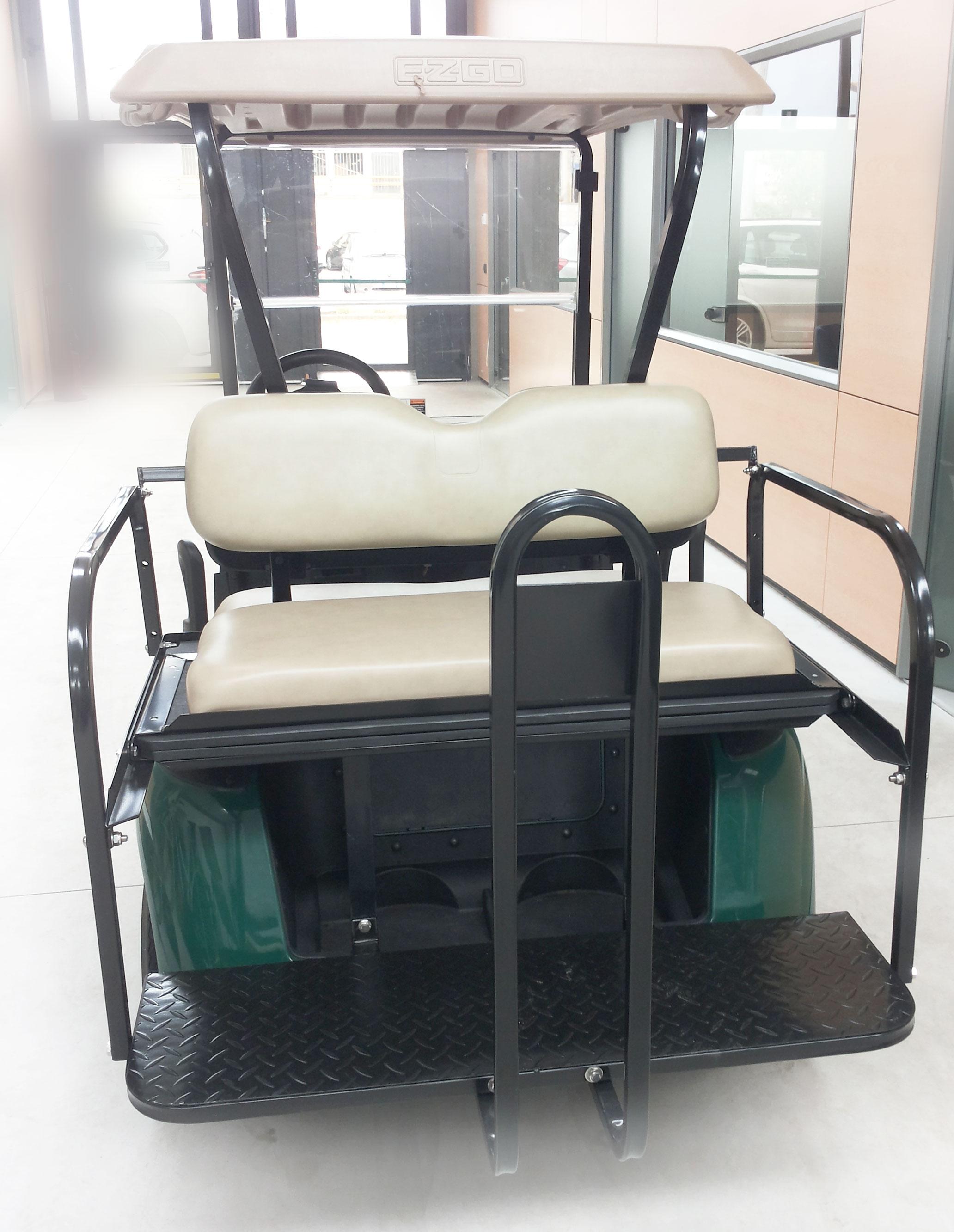 golf cart usata Ezgo