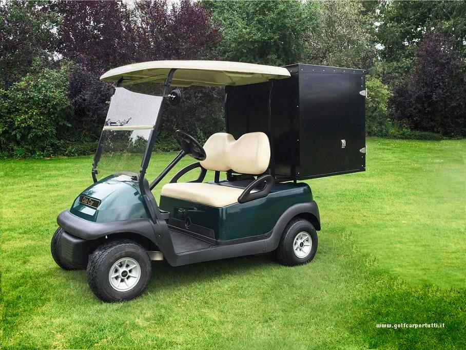 Golf Car Per Strutture Alberghiere Mezzi Elettrici Per Campeggi